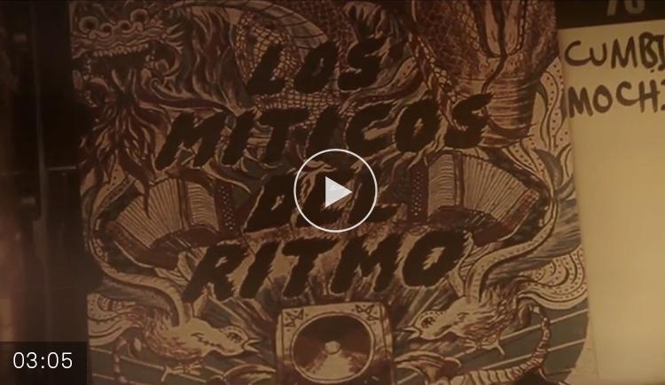 """Los Miticos del Ritmo - """"Cumbia de Mochilla"""""""