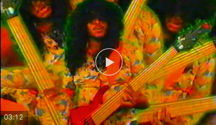Thundercat & Eric Andre - Tron Song | 5K Videos
