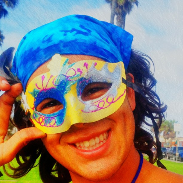 Custom Masks by Angel Starlight! Www.facebook.com/angel1starlight #sandiego #halloween #masks #oceanbeach