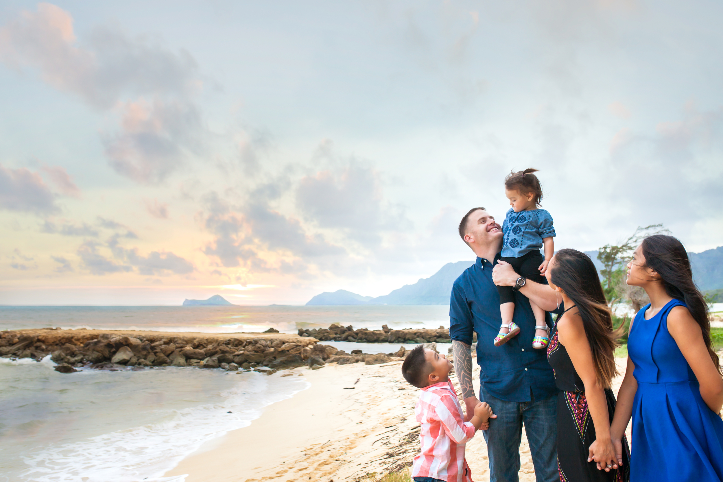 Dean Family. New Wave Photography. Family Photographer. California Photographer. Hawaii Photographer. Family and Couples Photography-2.jpg