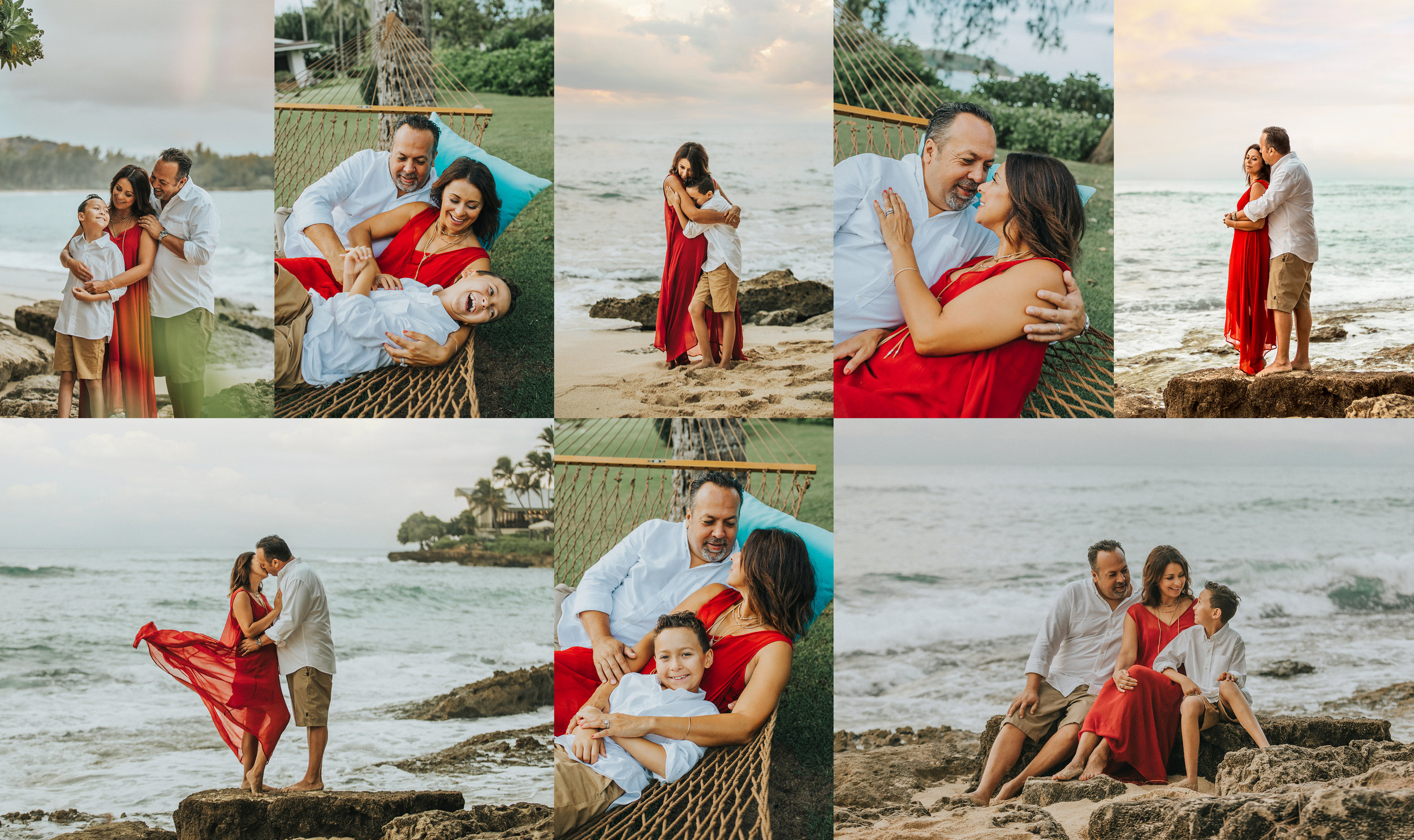Family Sunriese Session, New Wave Photography, Turtle Bay, Oahu, Hawaii.jpg