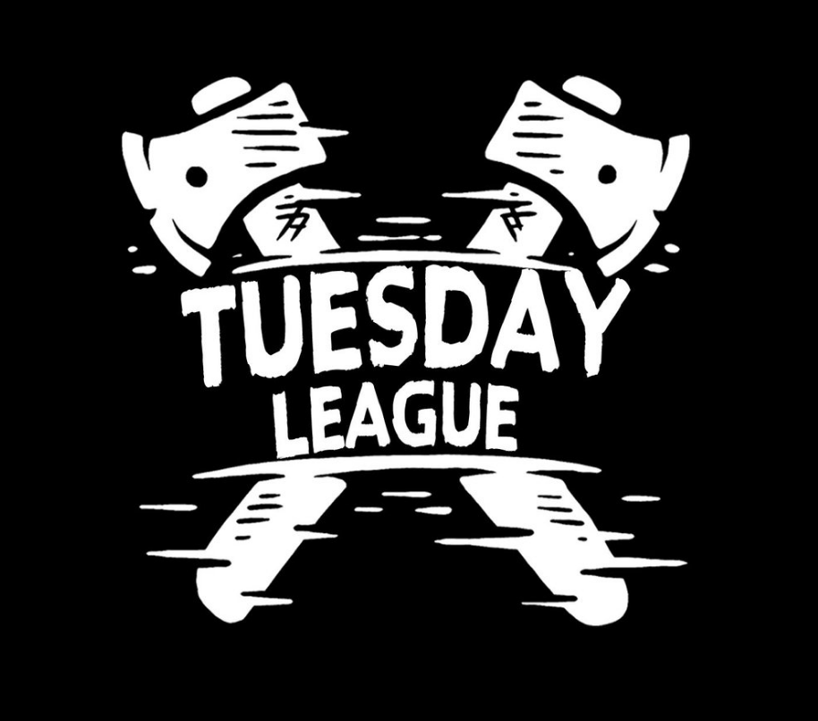 Tuesday League - BRISBANE CLICK HERE