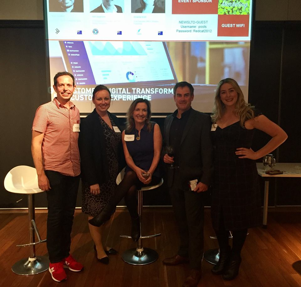 ADMA SA event speakers - Digital Transformations in NFP's and Charities