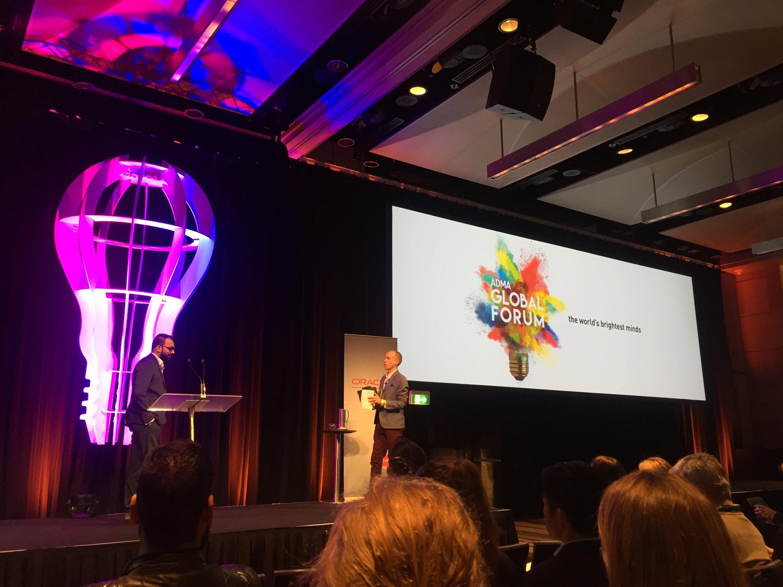 ADMA Global Forum speakers in Sydney