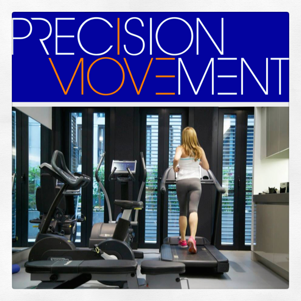 Precision Movement fitness room at Grosvenor House Apartments by Jumeriah Living