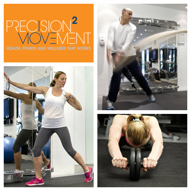 Precision Movement 2 health fitness and wellness that works
