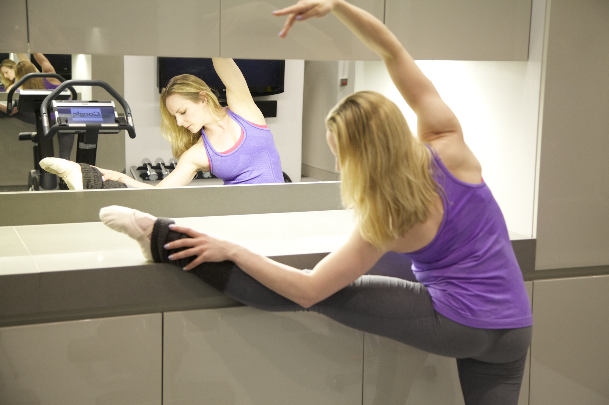 Precision Movement's KT talks about how to make the Ballet Fitness fad work for you