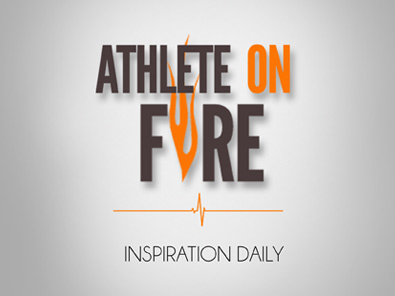 Athlete on Fire podcast