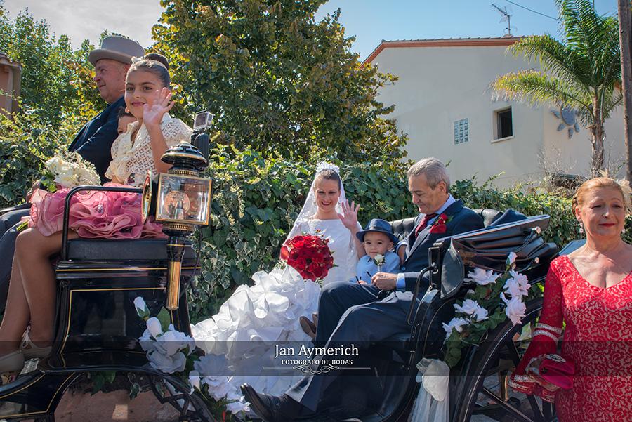 boda rociera barcelona