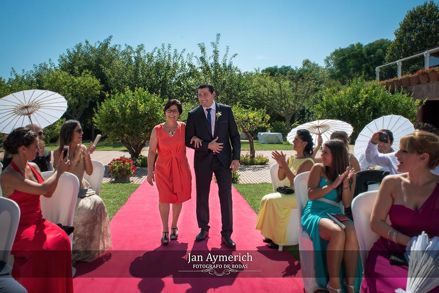 fotografo de bodas el banquet de premià