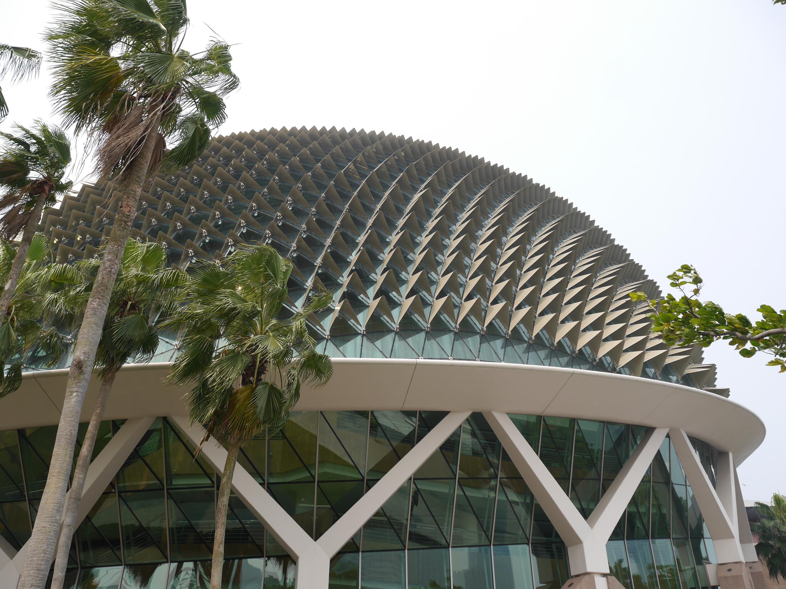 The Esplanade - Theatres on the Bay.