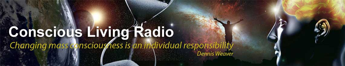 Conscious Living Radio with Marc Caron -