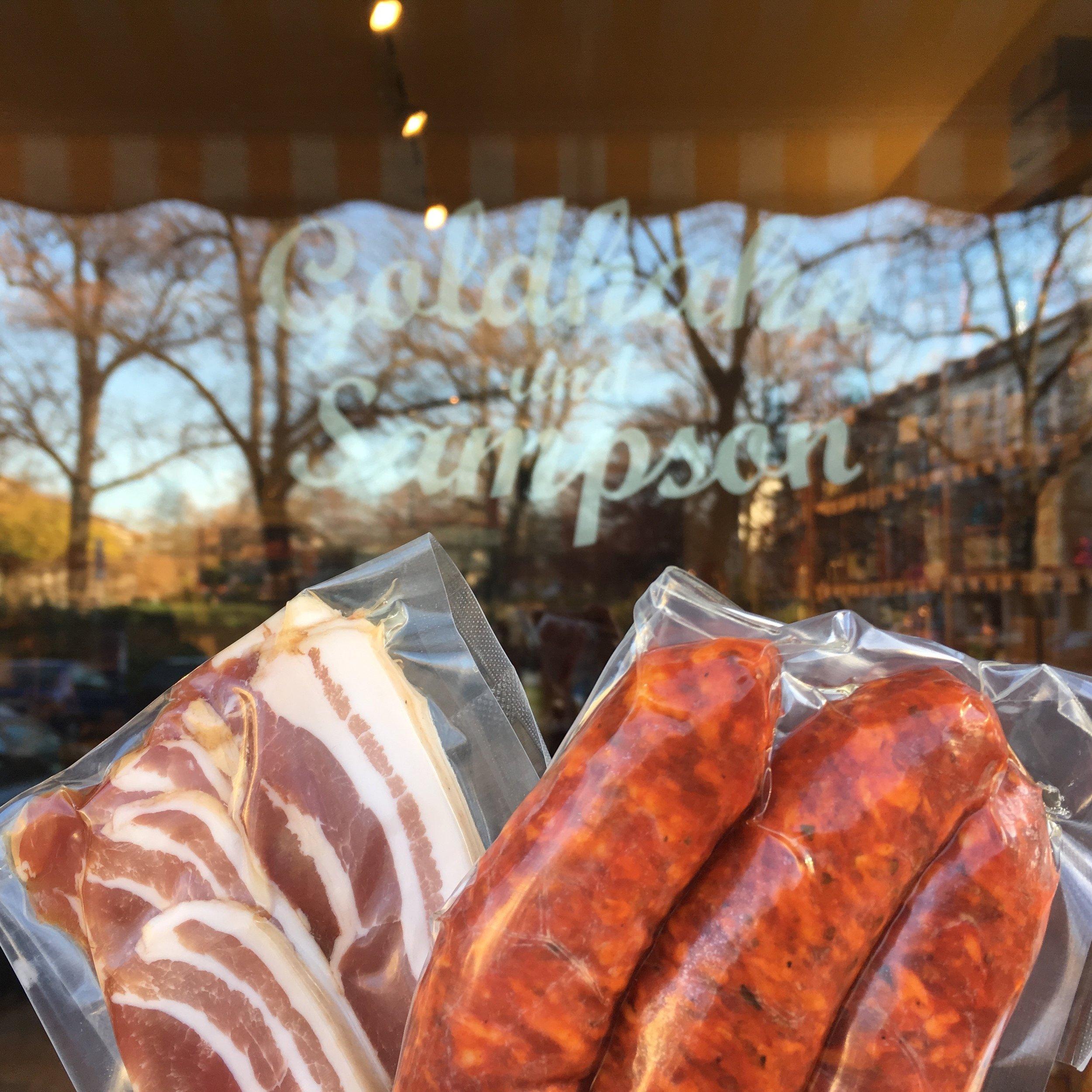The Sausage Man Never Sleeps at Goldhahn und Sampson.jpg