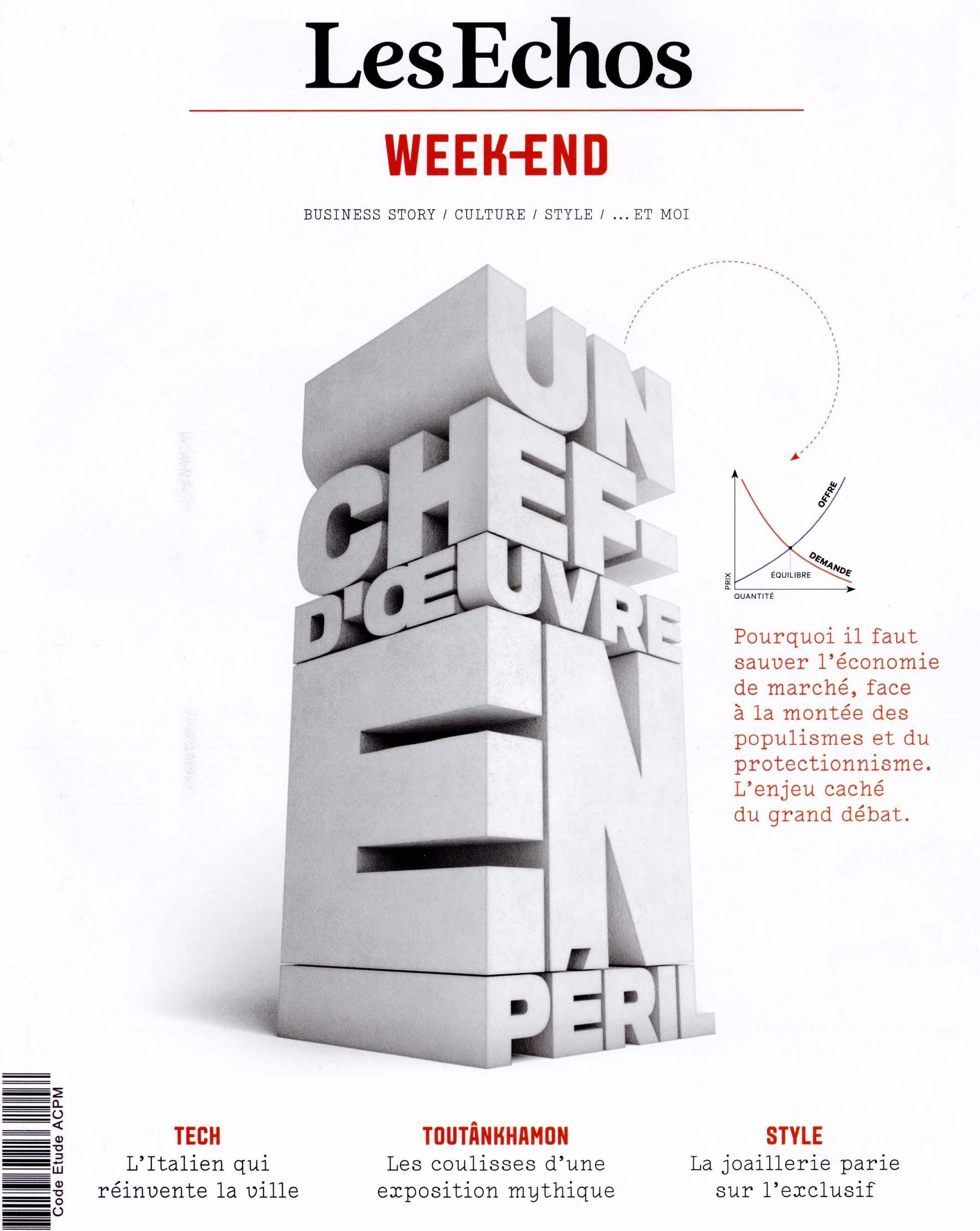 LES ECHOS WEEK-END 15 mar 19 TATIANA VERSTRAETEN cover _recoupé.jpg