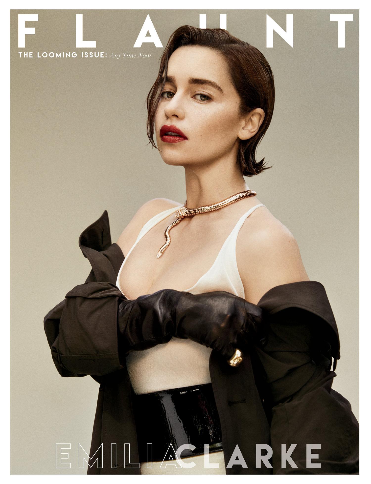 2019-05-00_Flaunt_Emilia Clarke_Cover.jpg