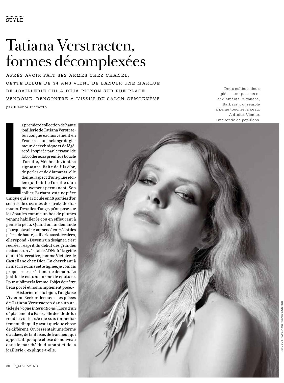 LE TEMPS -06.2019