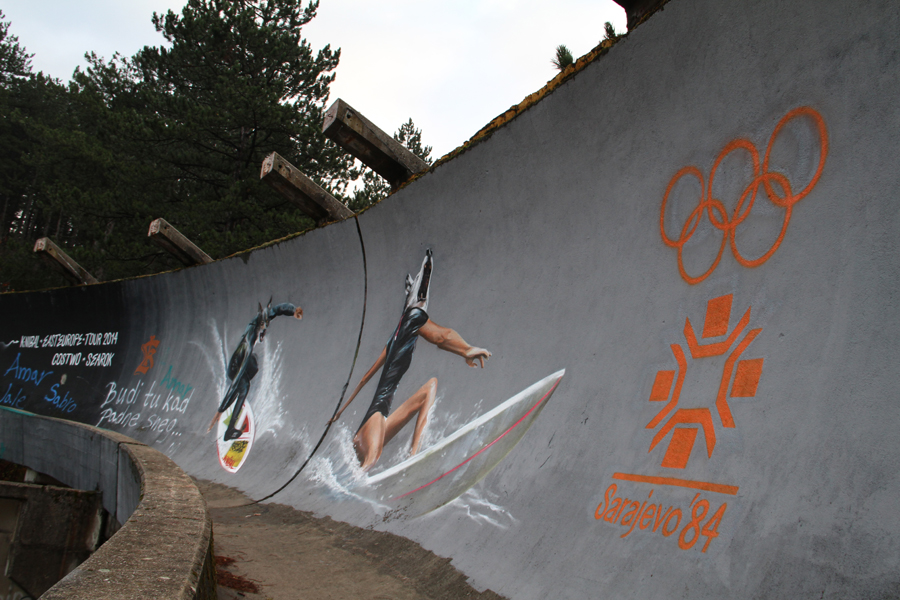 Accidental Graffiti