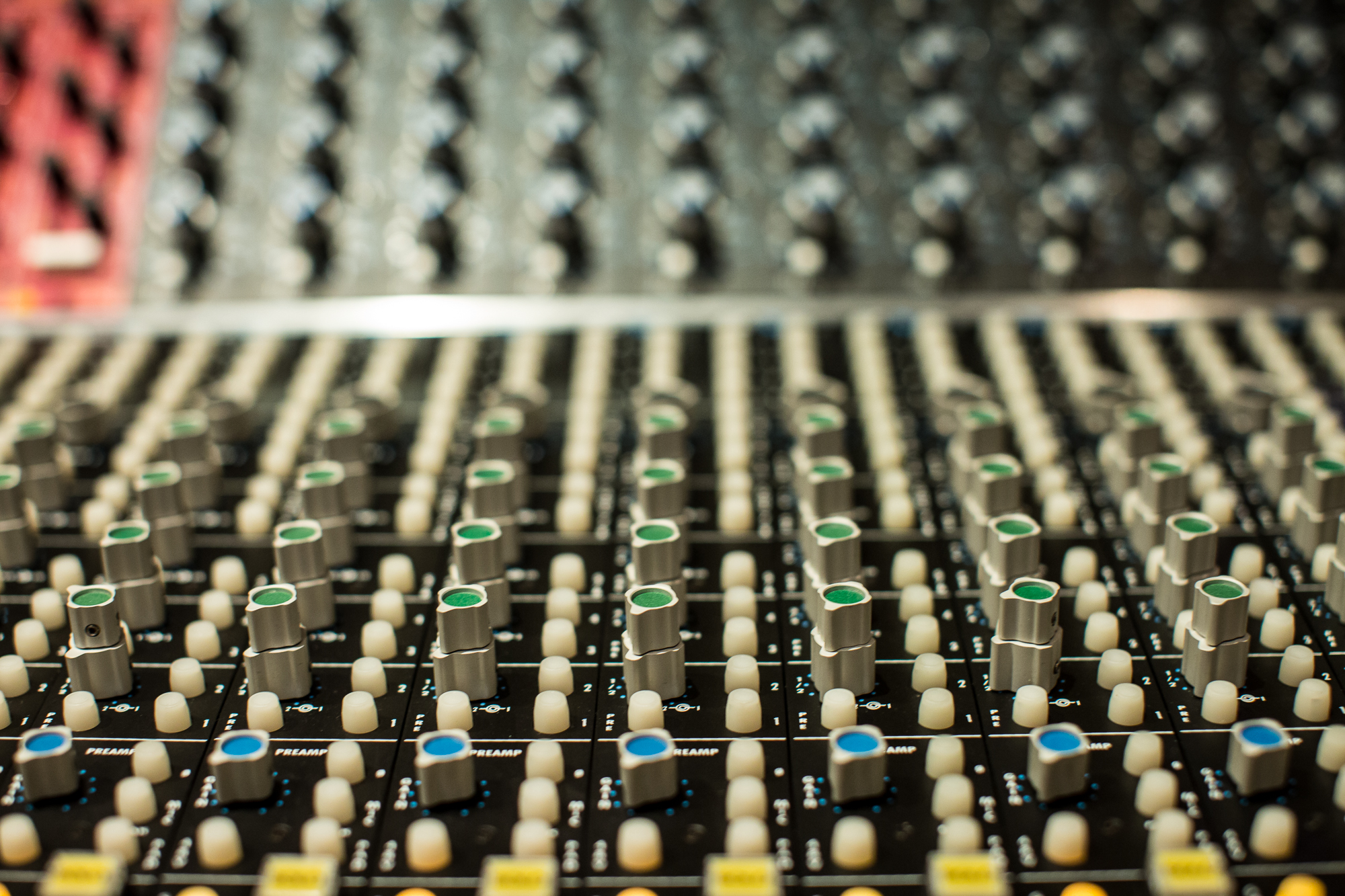 What to look out for in a recording studio