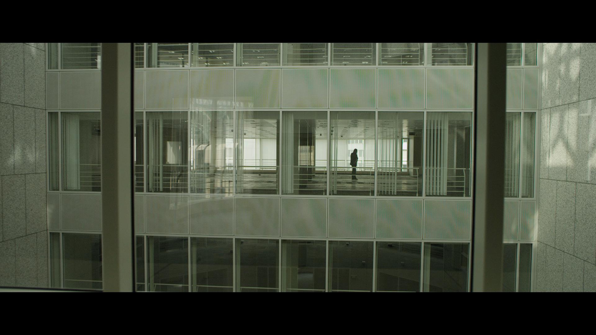 Mr V in the empty bank.jpg