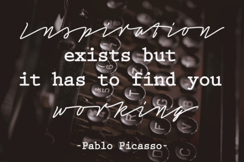 Inspiration - Pablo Picasso
