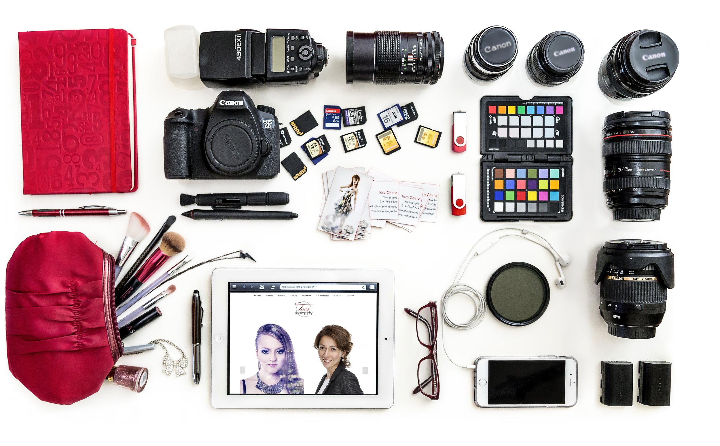 What's in my bag...sort of...