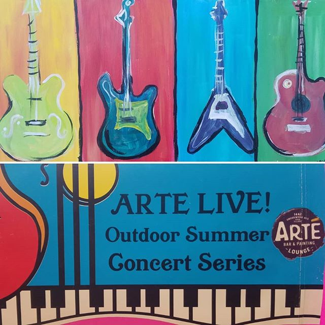 Join us for painting, drinks and live music compliments of @j.ryan_trio! The J Ryan Trio will be here from 7:00p.m to 10:00 p.m. They play jazz standards and down home blues, all with a soulful feel.  Every dollar they  raise from album sales and live performance goes to charity. How amazing is that?! Come on down and see us!  #livemusic #music #jazz #blues #soulmusic #soul charity #musicforacause #wauwatosa #girlsnight #tosa #tosavillage #wine #wineandpaint #paintbar #arte