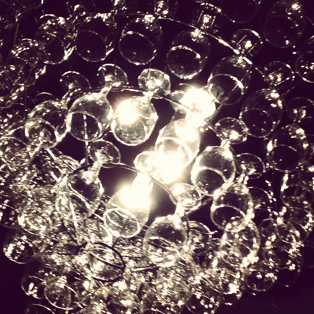 #crownandthistle #lighting #chablis