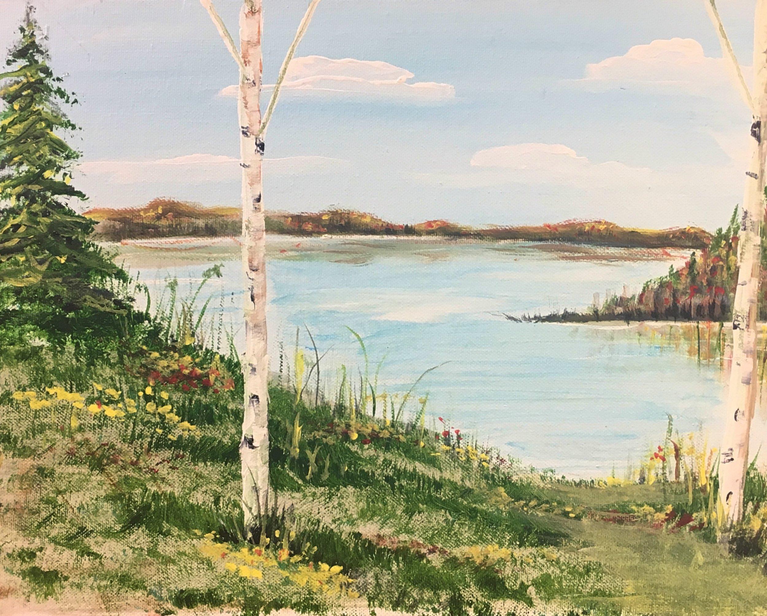 Peaceful Lake - March 21.jpg
