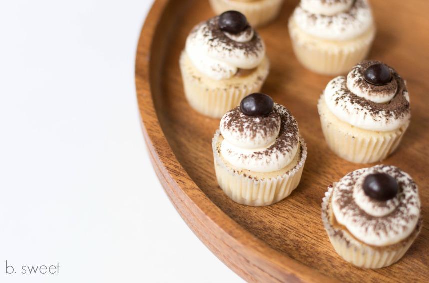 Tiramisu Cupcake with Espresso Pastry Cream