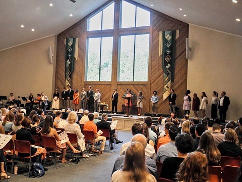 We are ~official~ and pumped to be a part of the Trinity body! Our Fellows are in the full swing of living life in Charlottesville!! Read all about us in the link in our bio!