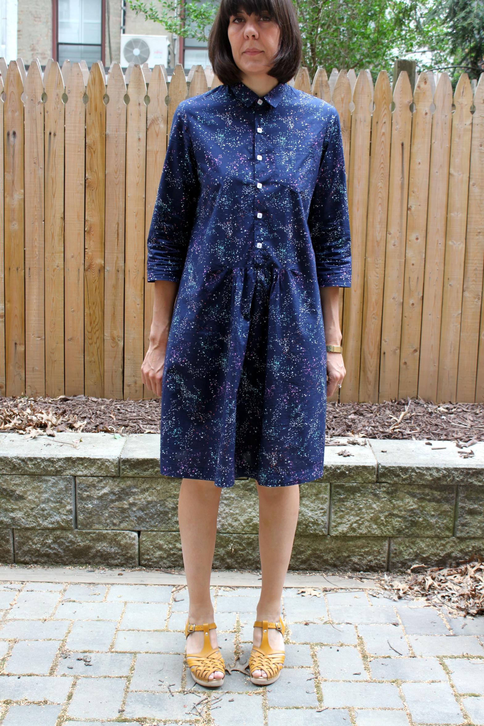 Dress V 1
