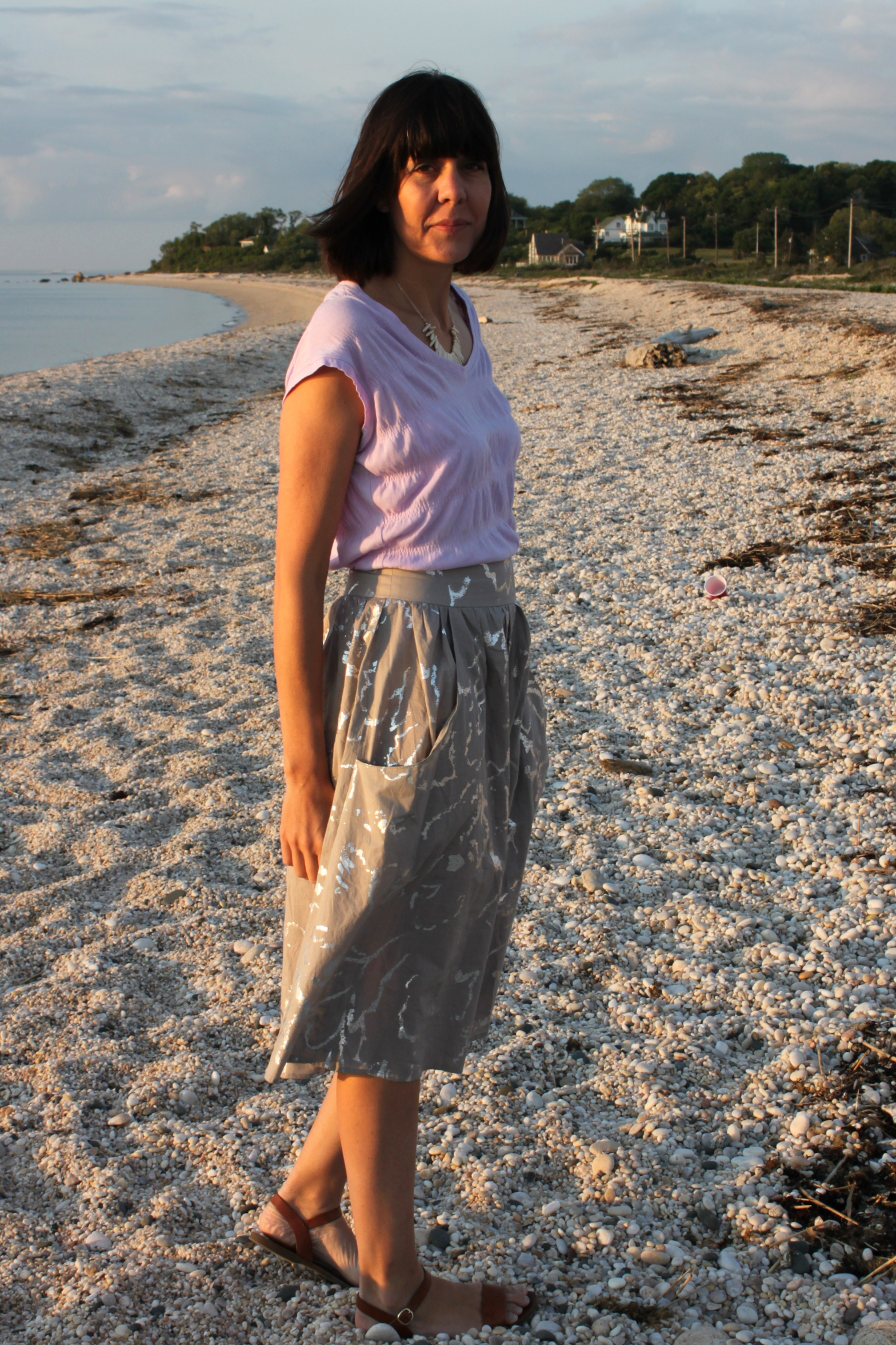 Brumby Skirt and Elise Tee 5