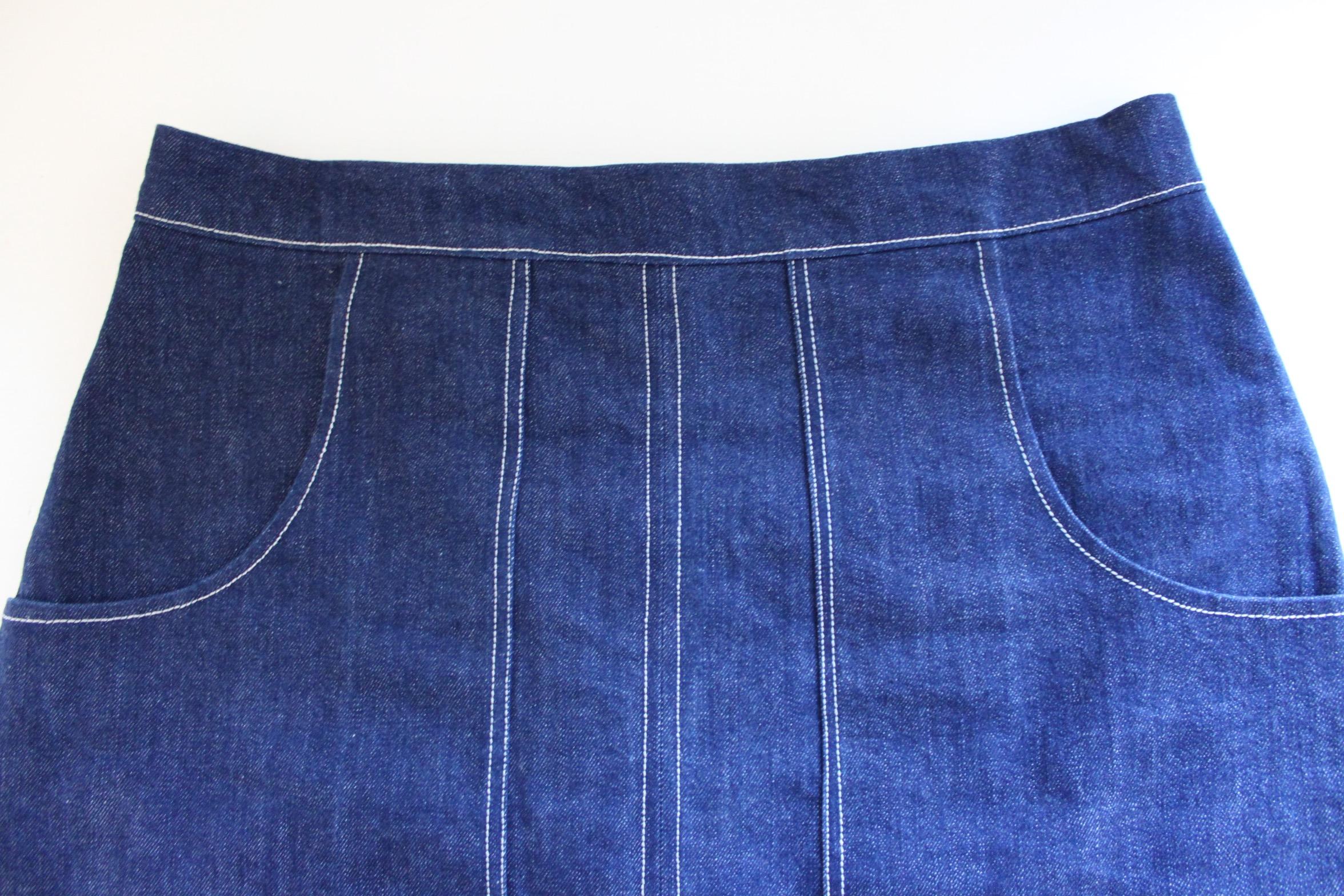 A-line skirt 6