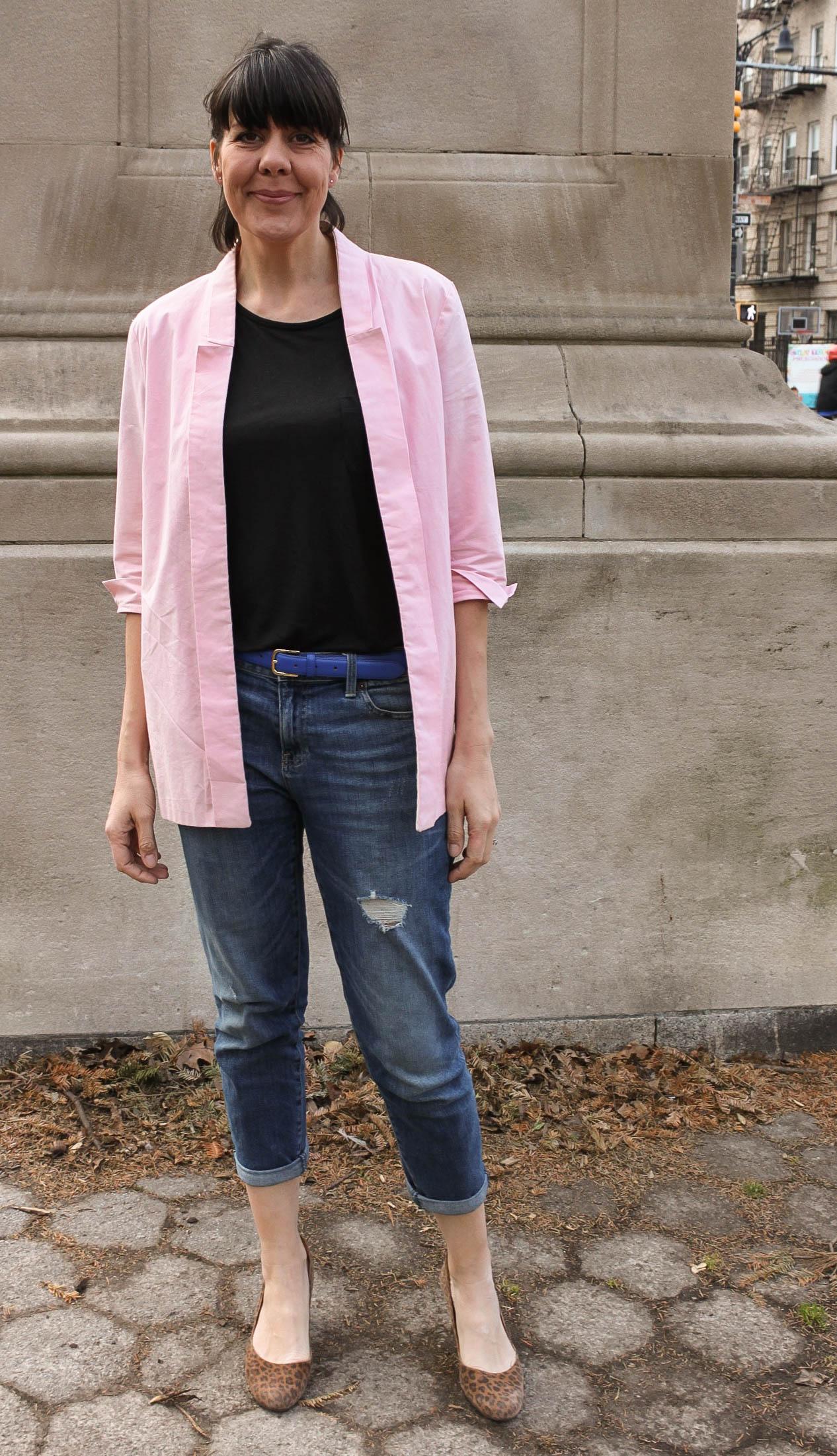 Victoria Blazer 2
