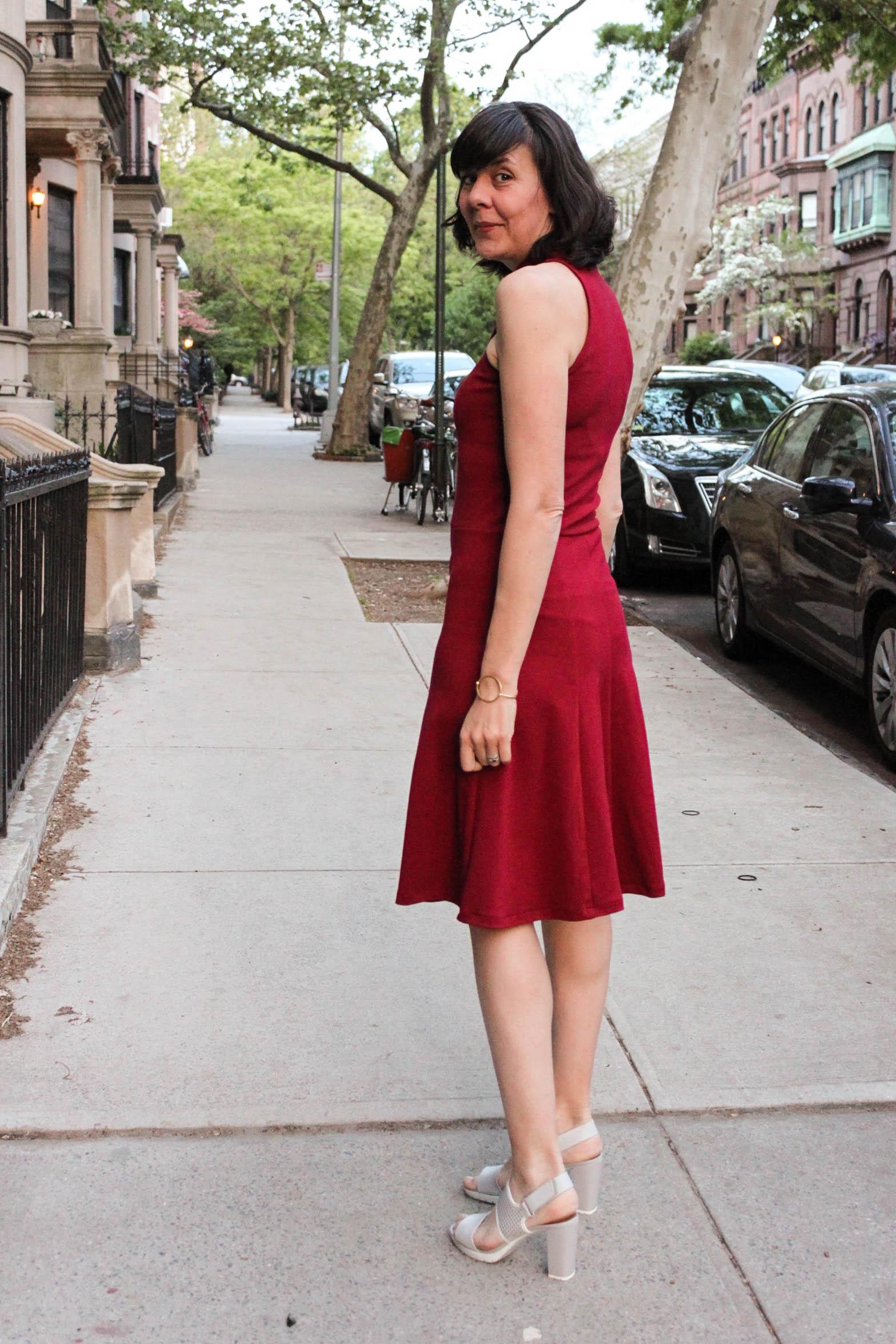 Beatrix dress 7