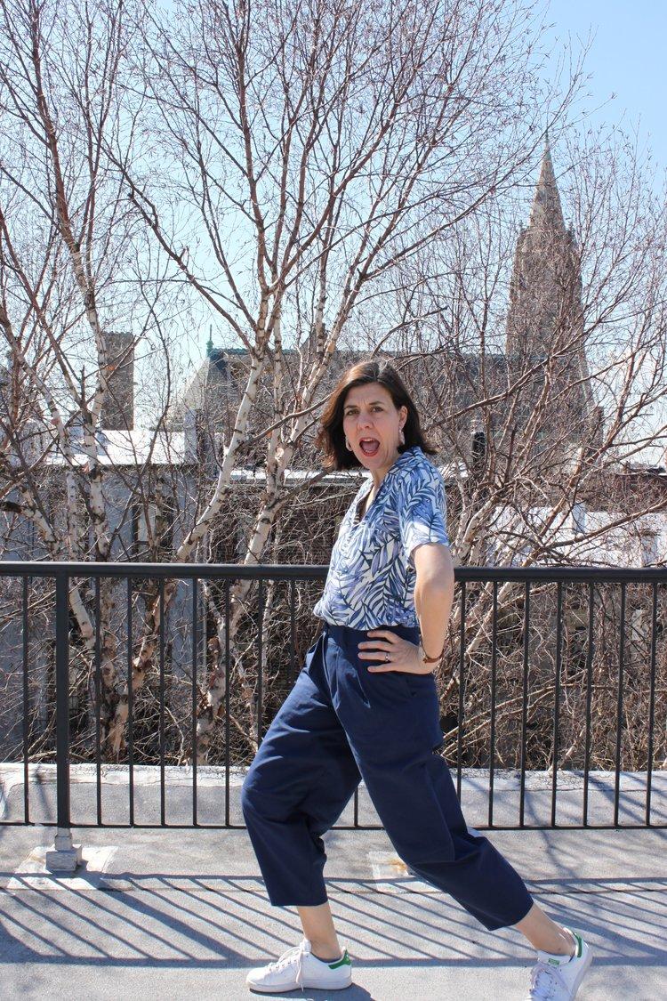 Stylemaker Fabrics + Carolyn Pajamas + M7907 = Ace — Noble & Daughter