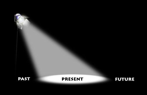 spotlight-of-attention-present