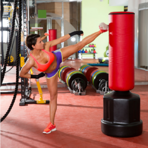 Kickboxing is often done in a HIIT format.