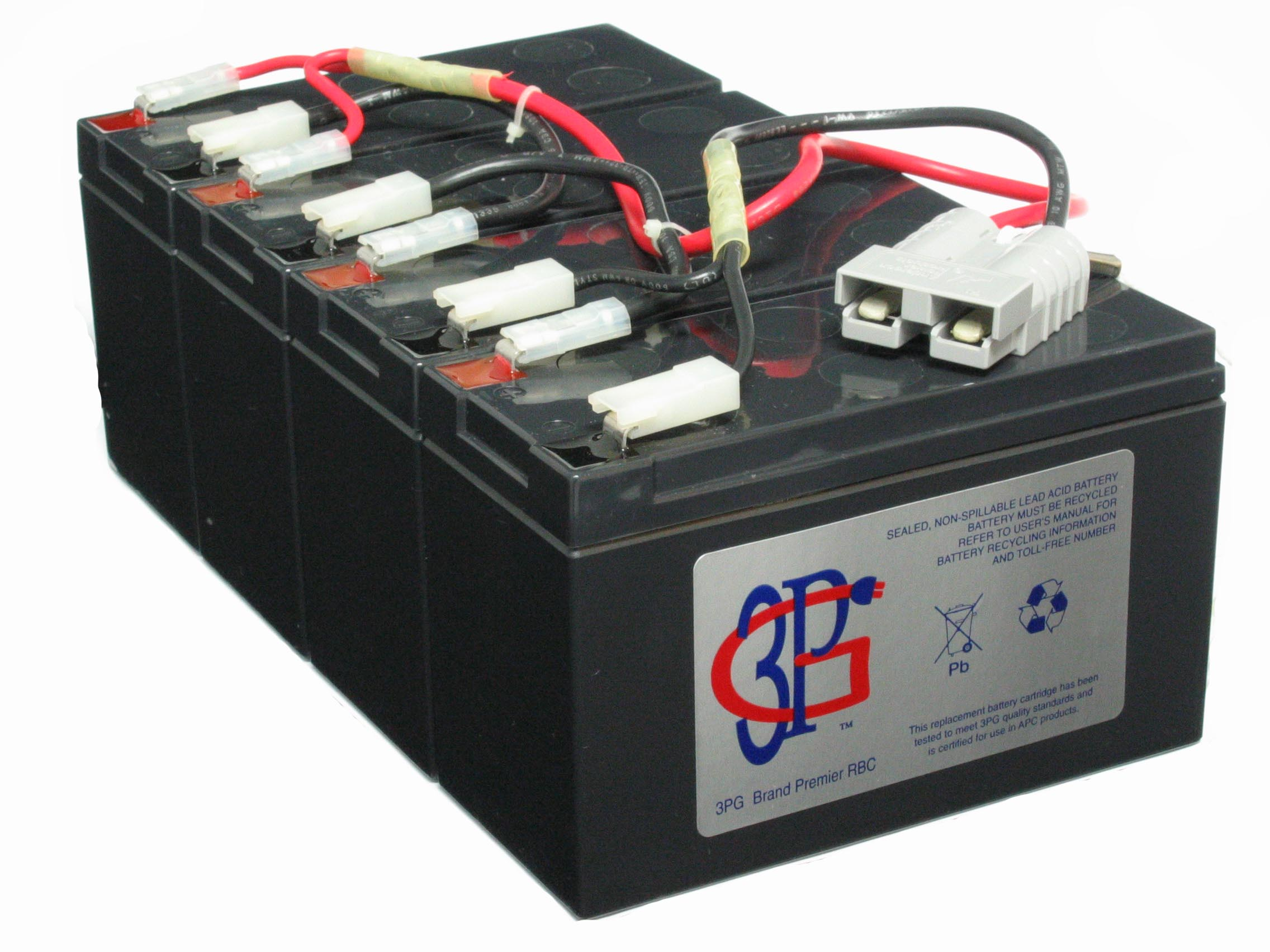 3PG RBC's - APC Replacement Batteries