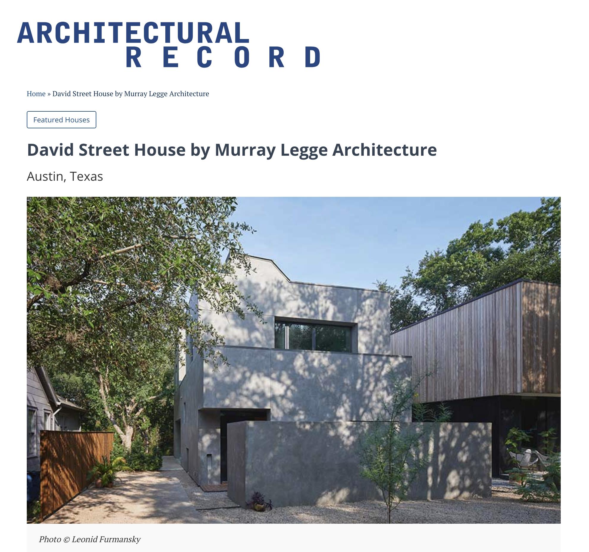 David Street House Arch Record.jpg