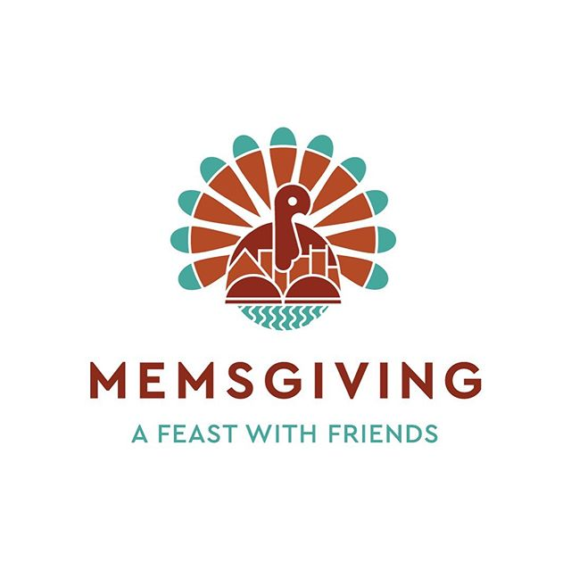 Getting ready for thanksgiving early with a new #friendsgiving event in town! 🦃 _ Check out @memsgiving for more information on how to join in on the party! Memsgiving is an annual event organized by @leoevents to benefit the Jay Uiberall Foundation. _ #hemlinetheory #memphis #choose901 #ilovememphis #memphisevents #memsgiving #thanksgiving