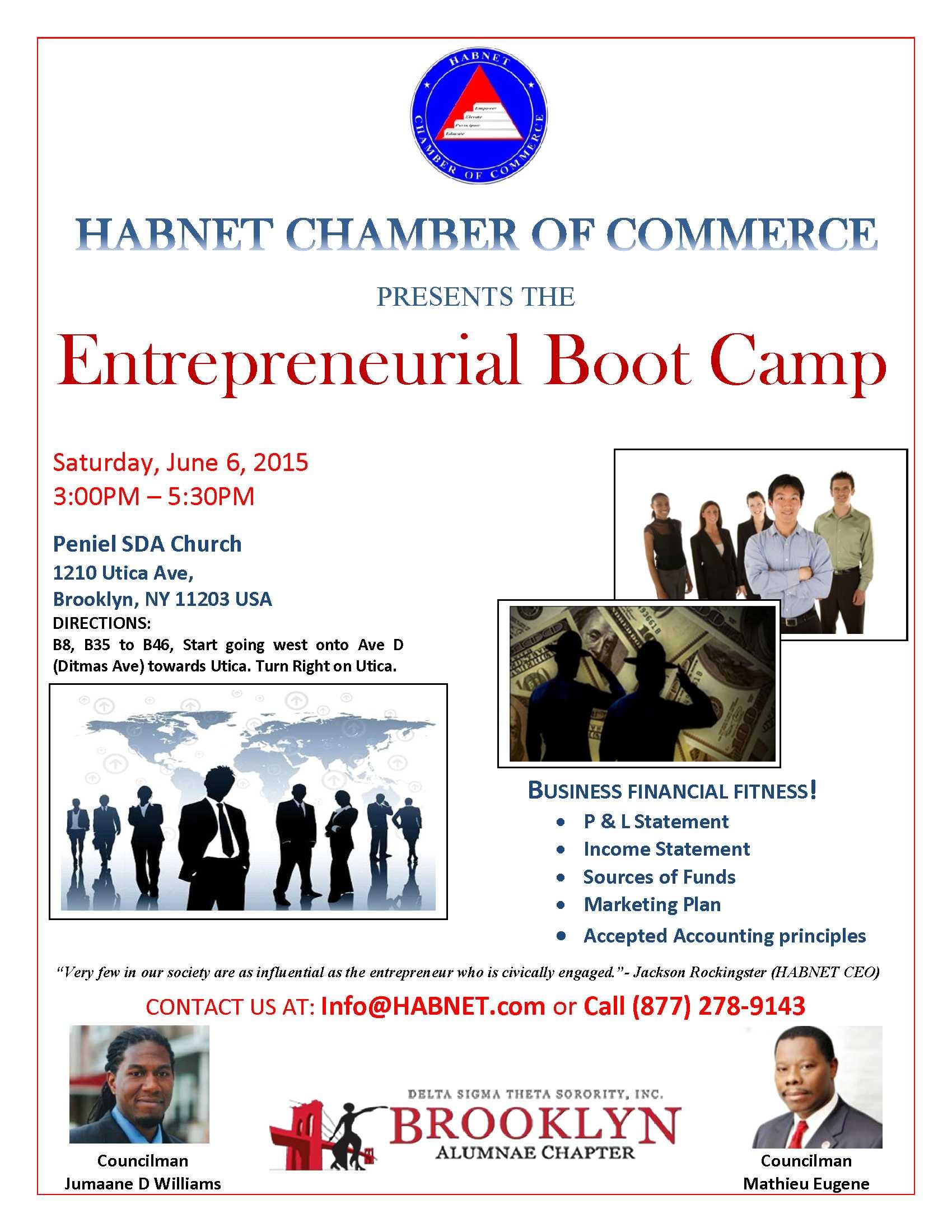 HABNET Bootcamp
