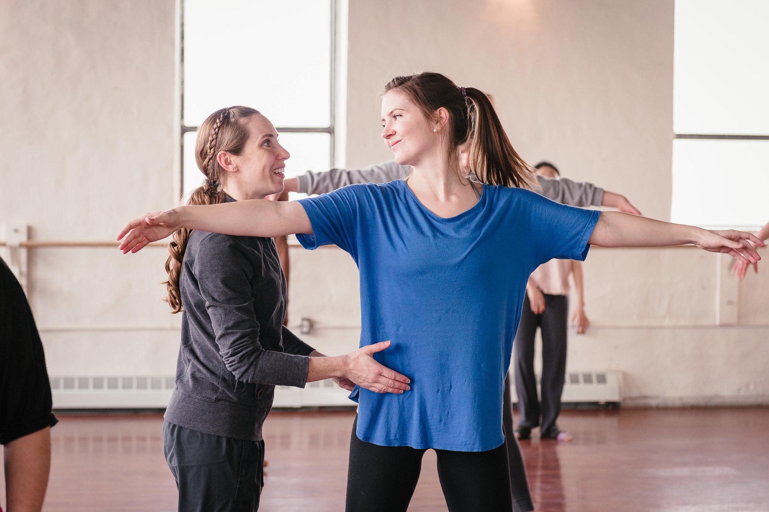 New to dance? Start here -