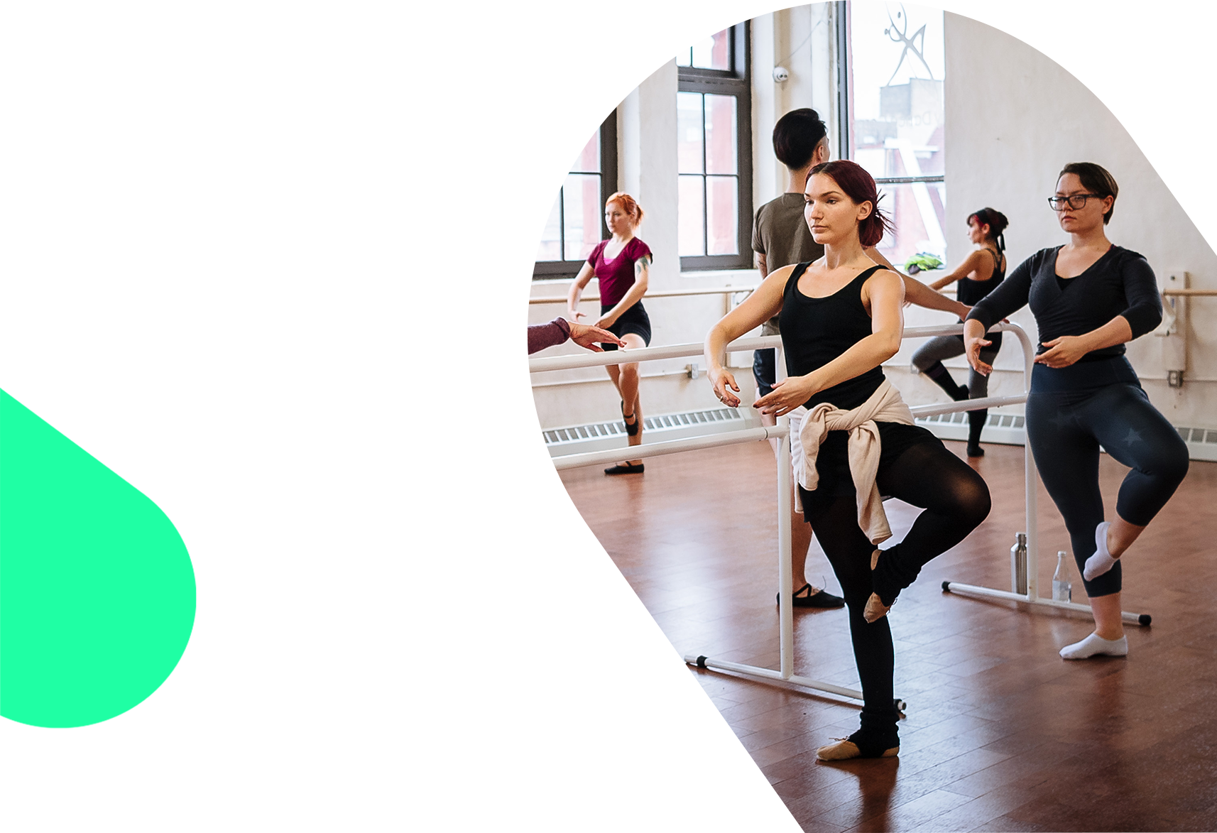 Ballet - courses for absolute beginners