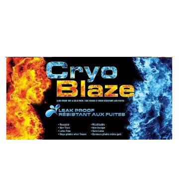"CryoBlaze  (Small 5"" x 10"")"
