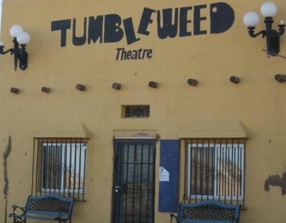 Tumbleweed Theater 1-575-531-2311