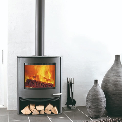 TT22 RANGE    Brand new range with rounded corners and taller models than before. Comes with two different claddings: soapstone and steel.   5-10 kW