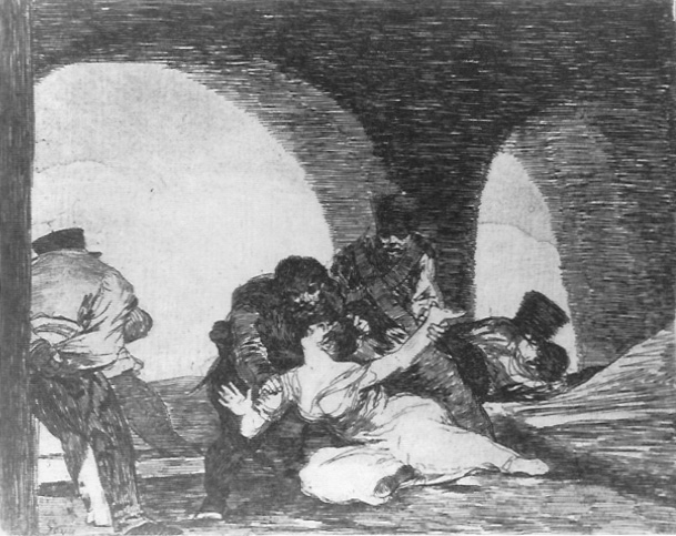 goya disasters of war.JPG