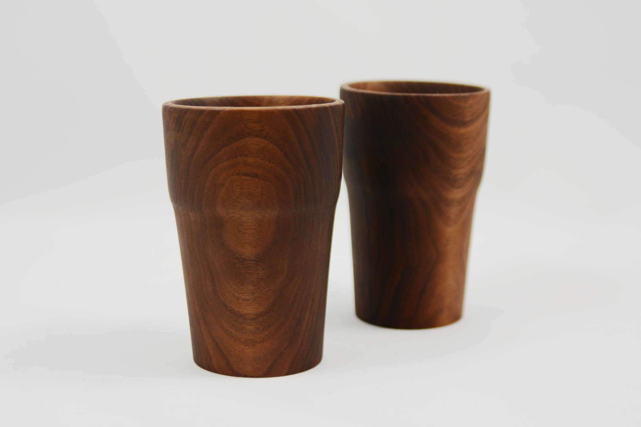 cup: walnut