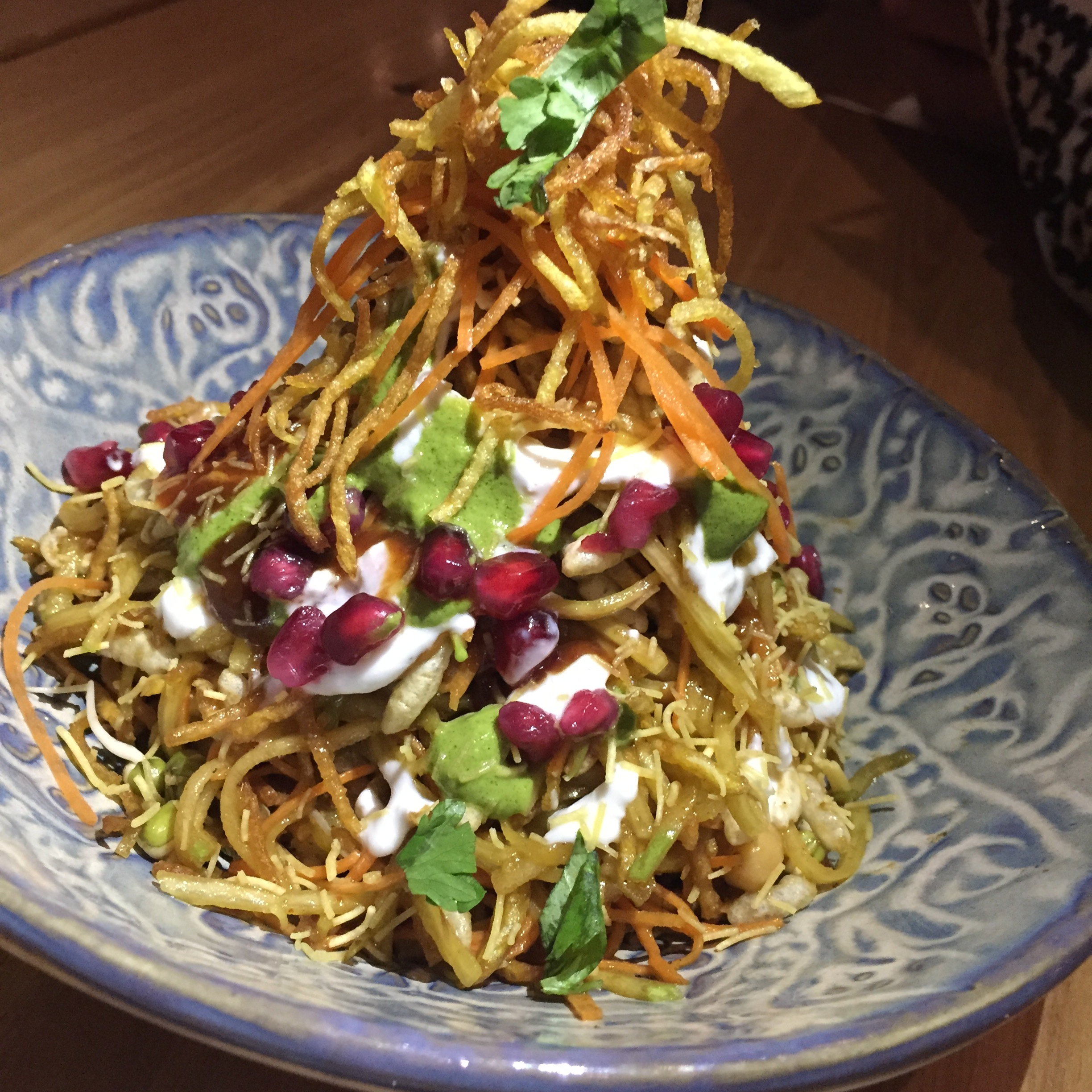 String Chaat